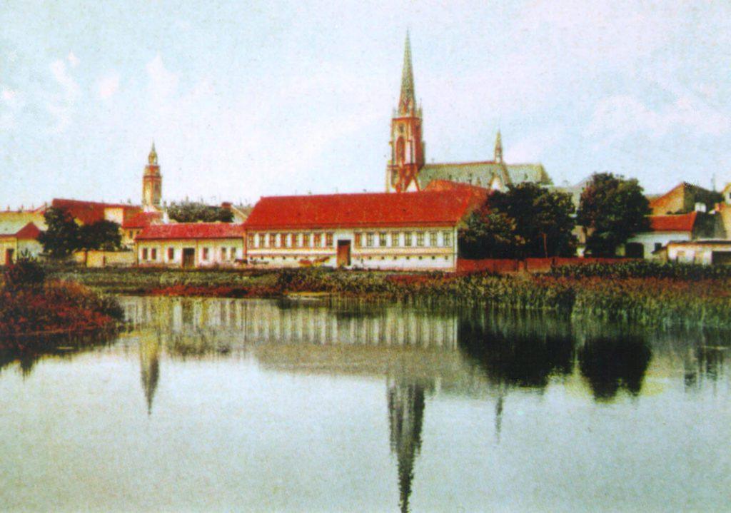 dunavsko jezero novi sad