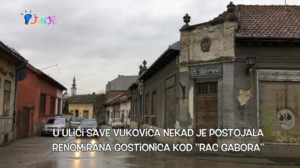 Novi Sad je bio grad kafana ali i kulture i boema, ulice su dobijale imena po kafanama