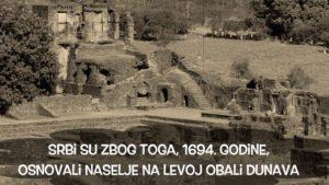 Rana istorija i osnivanje grada Novog Sada