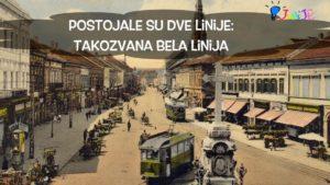Tramvaj, stara železnička i ranžirna stanica u Novom Sadu