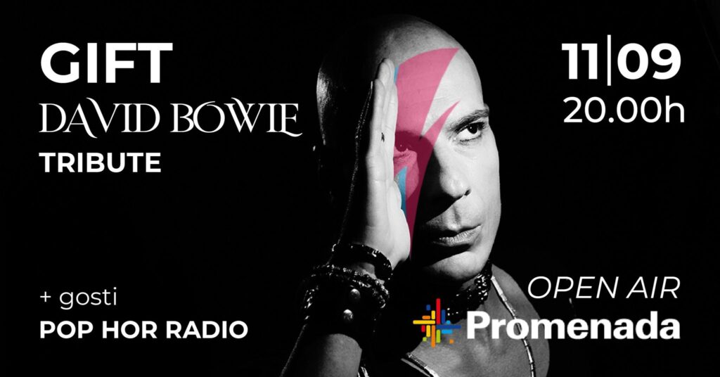 The Gift – David Bowie Tribute